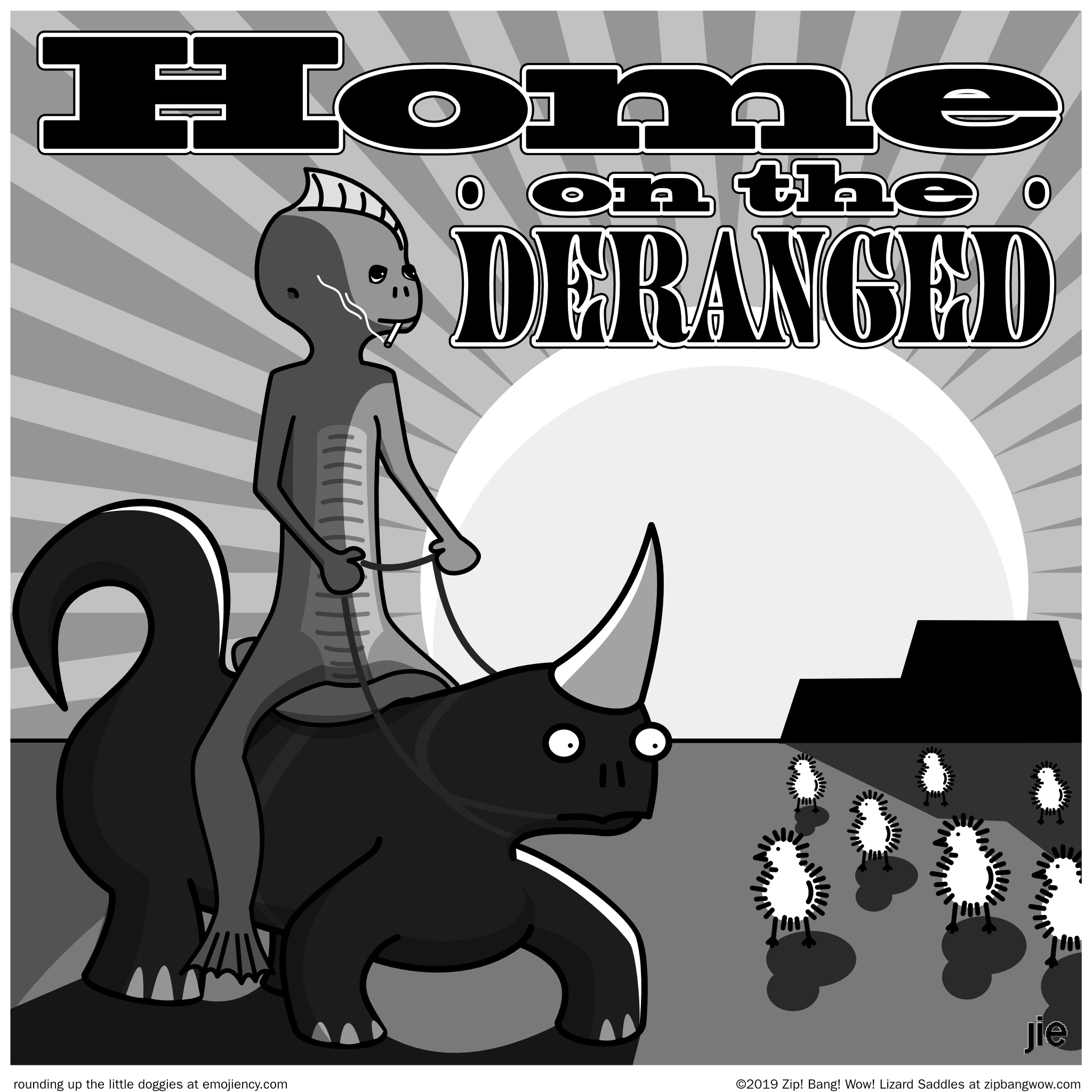 Home on the Deranged
